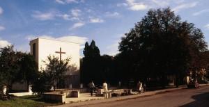 The Lucenic Baptist Church, Lucenic, Slovakia