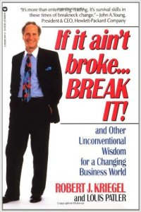 You can tell by his tie that Kriegel wrote this book in the 1990's.